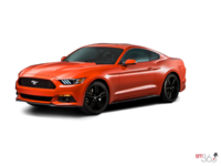 2016 Ford Mustang EcoBoost | Photo 3 | Competition Orange