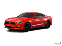 2016 Ford Mustang EcoBoost | Photo 3 | Race Red