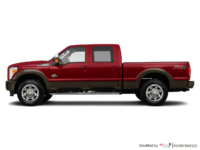 2016 Ford Super Duty F-250 KING RANCH | Photo 1 | Ruby Red / Caribou
