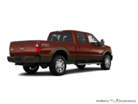 2016 Ford Super Duty F-250 KING RANCH | Photo 2 | Bronze Fire / Caribou
