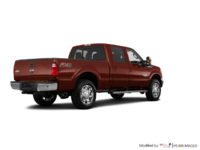 2016 Ford Super Duty F-250 KING RANCH | Photo 2 | Bronze Fire