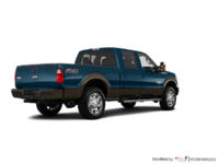 2016 Ford Super Duty F-250 KING RANCH | Photo 2 | Blue Jeans / Caribou