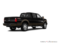 2016 Ford Super Duty F-250 KING RANCH | Photo 2 | Shadow Black / Caribou