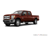 2016 Ford Super Duty F-250 KING RANCH | Photo 3 | Bronze Fire