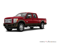 2016 Ford Super Duty F-250 KING RANCH | Photo 3 | Ruby Red / Caribou