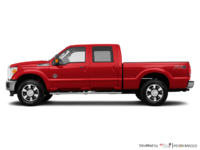 2016 Ford Super Duty F-250 LARIAT | Photo 1 | Race Red
