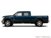 2016 Ford Super Duty F-250 LARIAT | Photo 1 | Blue Jeans / Caribou