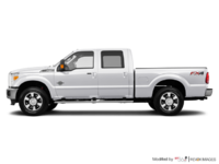 2016 Ford Super Duty F-250 LARIAT | Photo 1 | White Platinum
