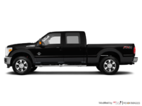 2016 Ford Super Duty F-250 LARIAT | Photo 1 | Shadow Black / Magnetic