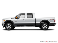 2016 Ford Super Duty F-250 LARIAT | Photo 1 | Oxford White / Magnetic