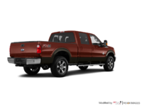 2016 Ford Super Duty F-250 LARIAT | Photo 2 | Bronze Fire / Caribou