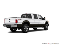 2016 Ford Super Duty F-250 LARIAT | Photo 2 | White Platinum / Caribou