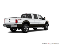 2016 Ford Super Duty F-250 LARIAT | Photo 2 | Oxford White / Caribou