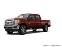 2016 Ford Super Duty F-250 LARIAT | Photo 3 | Bronze Fire
