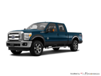 2016 Ford Super Duty F-250 LARIAT | Photo 3 | Blue Jeans / Magnetic