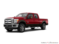 2016 Ford Super Duty F-250 LARIAT | Photo 3 | Ruby Red / Caribou