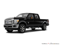 2016 Ford Super Duty F-250 LARIAT | Photo 3 | Shadow Black / Magnetic