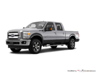 2016 Ford Super Duty F-250 LARIAT | Photo 3 | Ingot Silver / Magnetic