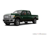 2016 Ford Super Duty F-250 LARIAT | Photo 3 | Green Gem / Caribou