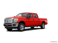 2016 Ford Super Duty F-250 XLT | Photo 3 | Race Red