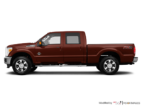 2016 Ford Super Duty F-350 LARIAT | Photo 1 | Bronze Fire