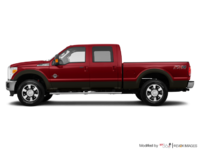 2016 Ford Super Duty F-350 LARIAT | Photo 1 | Ruby Red / Caribou