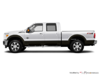 2016 Ford Super Duty F-350 LARIAT | Photo 1 | White Platinum / Caribou