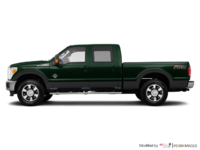 2016 Ford Super Duty F-350 LARIAT | Photo 1 | Green Gem / Magnetic