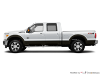 2016 Ford Super Duty F-350 LARIAT | Photo 1 | Oxford White / Caribou