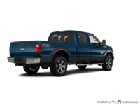 2016 Ford Super Duty F-350 LARIAT | Photo 2 | Blue Jeans / Magnetic