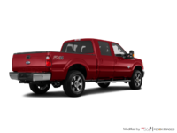 2016 Ford Super Duty F-350 LARIAT | Photo 2 | Ruby Red