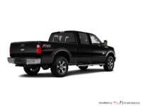 2016 Ford Super Duty F-350 LARIAT | Photo 2 | Shadow Black / Magnetic