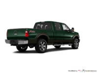 2016 Ford Super Duty F-350 LARIAT | Photo 2 | Green Gem / Caribou