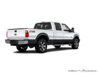 2016 Ford Super Duty F-350 LARIAT | Photo 2 | Oxford White / Magnetic