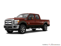 2016 Ford Super Duty F-350 LARIAT | Photo 3 | Bronze Fire / Caribou