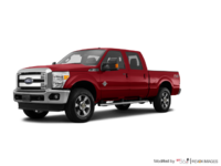 2016 Ford Super Duty F-350 LARIAT | Photo 3 | Ruby Red