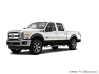 2016 Ford Super Duty F-350 LARIAT | Photo 3 | White Platinum / Caribou