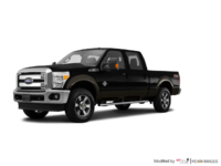 2016 Ford Super Duty F-350 LARIAT | Photo 3 | Shadow Black / Caribou