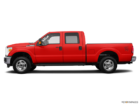 2016 Ford Super Duty F-350 XLT | Photo 1 | Race Red