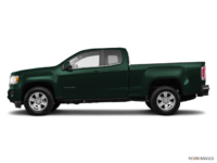 2016 GMC Canyon SLE | Photo 1 | Emerald Green Metallic