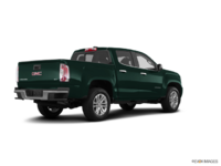 2016 GMC Canyon SLT | Photo 2 | Emerald Green Metallic