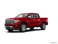 2016 GMC Canyon SLT | Photo 3 | Cardinal Red