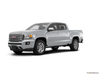 2016 GMC Canyon SLT | Photo 3 | Quicksilver Metallic