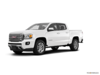 2016 GMC Canyon SLT | Photo 3 | Summit White