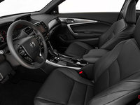 2016 Honda Accord Coupe TOURING V6 | Photo 1 | Black Leather