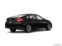 2016 Honda Civic Sedan DX | Photo 2 | Crystal Black Pearl