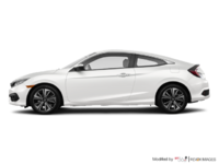 2016 Honda Civic Coupe EX-T | Photo 1 | White Orchid Pearl