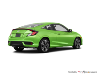 2016 Honda Civic Coupe EX-T | Photo 2 | Energy Green Pearl