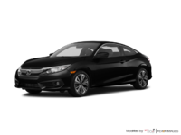 2016 Honda Civic Coupe EX-T | Photo 3 | Crystal Black Pearl