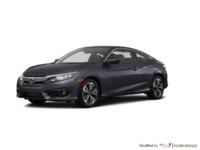 2016 Honda Civic Coupe EX-T | Photo 3 | Modern Steel Metallic